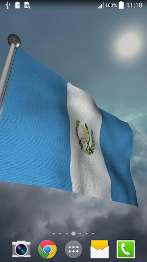 Guatemala Flag + LWP