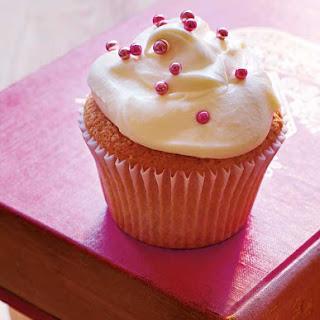 Vanilla Cupcakes.