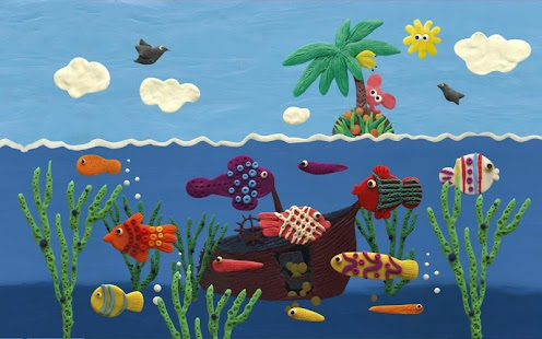 Plasticine ocean - screenshot thumbnail