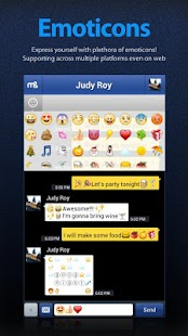 Phonebook 3.0 _ Facebook chat - screenshot thumbnail