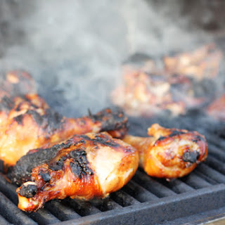 Korean-style Marinated Grilled Chicken