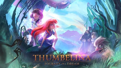 Thumbelina: Journey to a Dream