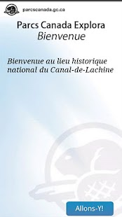 Explora au Canal de Lachine- screenshot thumbnail