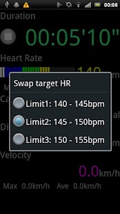 Heart Rate Monitor plus - screenshot thumbnail