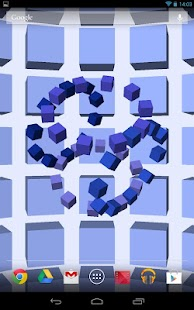 Colorful Cubes 3D - screenshot thumbnail