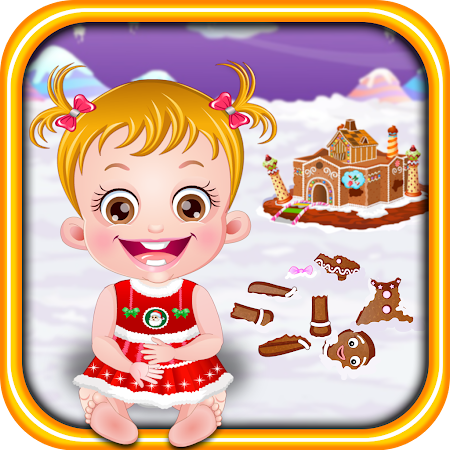 Baby Hazel Gingerbread House 6 screenshot 639478