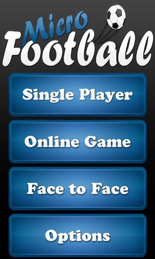 マイクロサッカー