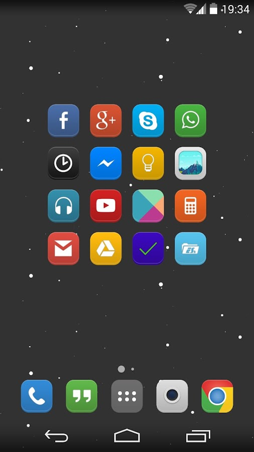 Wax Icon Pack - screenshot