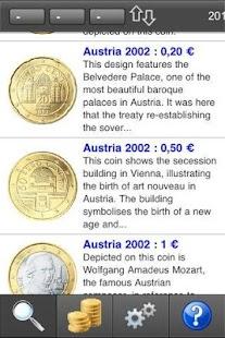 Euro Collec- screenshot thumbnail