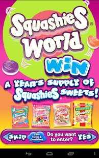 Squashies World- screenshot thumbnail