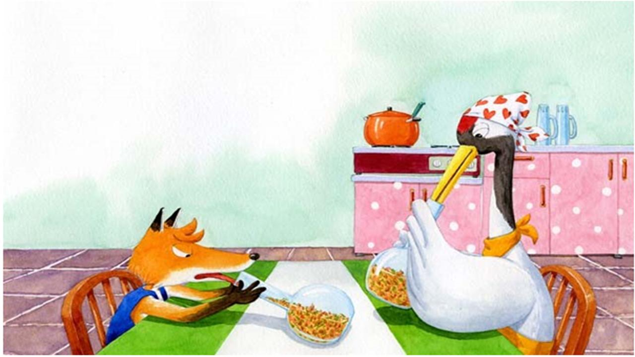 The Fox And The Stork Android Apps On Google Play