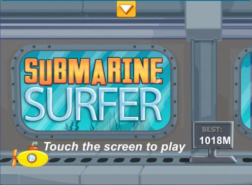 Submarine Surfer