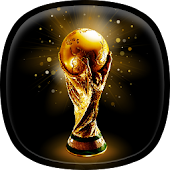 Football Trophy Live Wallpaper