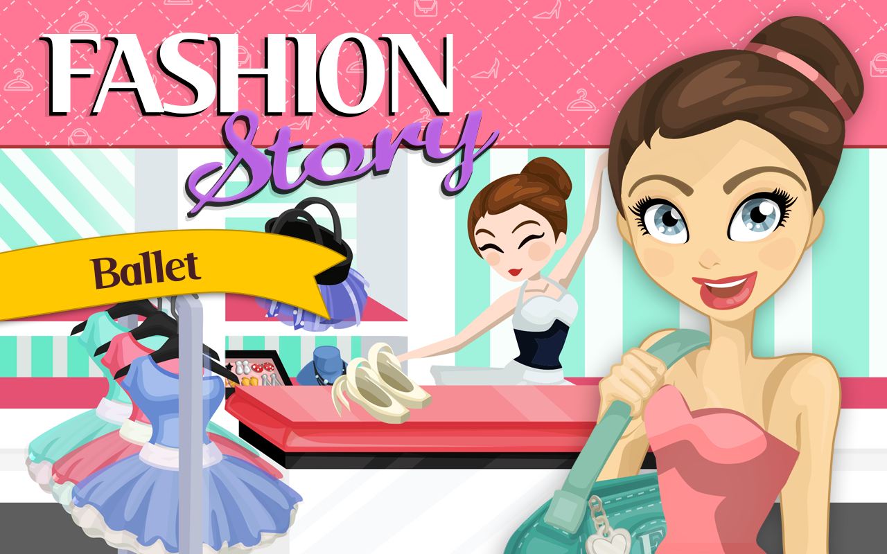 Fashion Story: Ballet- screenshot