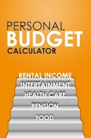 Screenshot of Budget Calculator