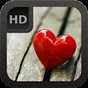Love & Hearts Live Wallpaper