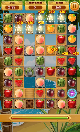 Fruit Crush - Match 3 games 1.2 screenshot 242255