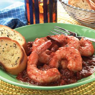 Pasta Shrimp With Ragu Sauce Recipes.