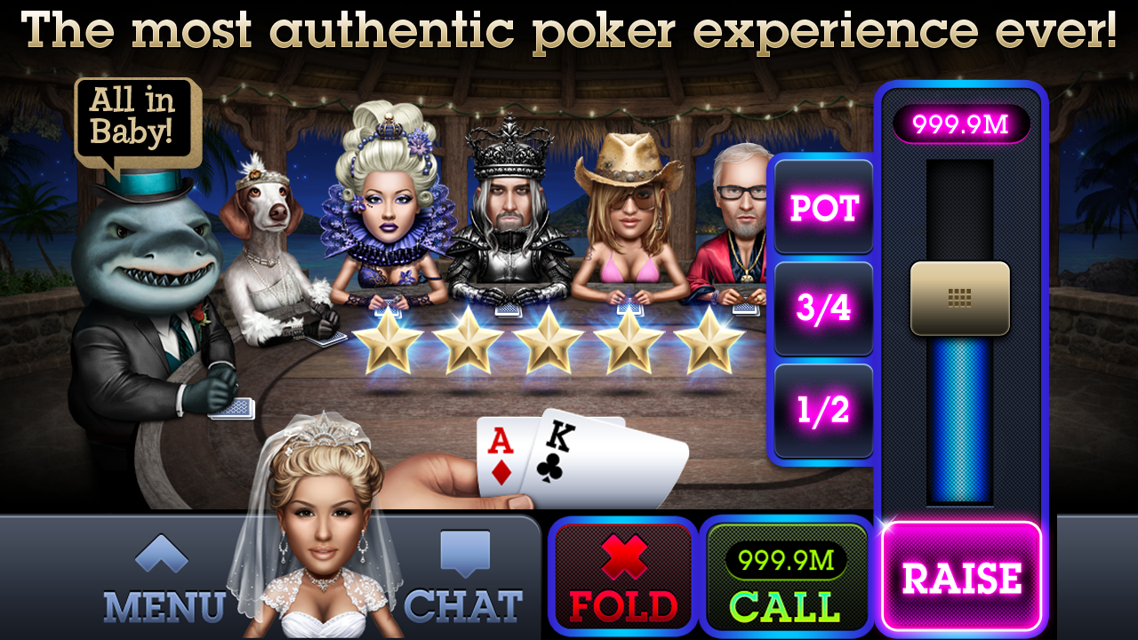 Fresh Deck Poker - Live Holdem - screenshot