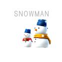 SNOWMAN LiveWallpaper logo