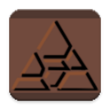 Textural Triangle icon