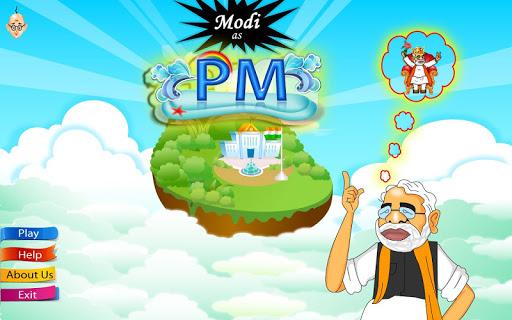 MODI AS PM