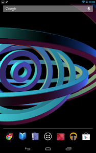 3D Hypnotic Spiral Rings PRO screenshot 13
