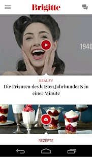 BRIGITTE - Was Frauen bewegt - screenshot thumbnail