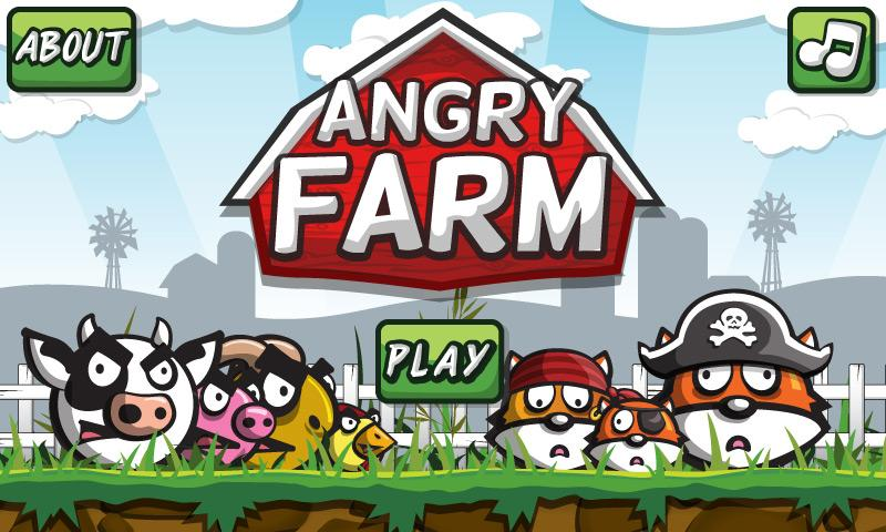 Angry Farm- screenshot