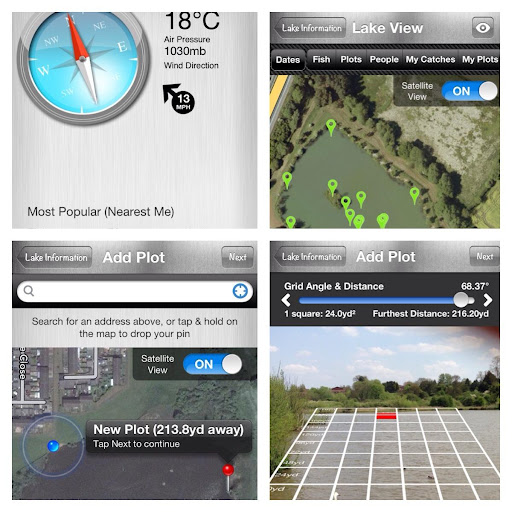 iFish Locator