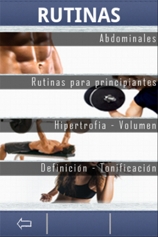 GymG Fitness PRO - screenshot