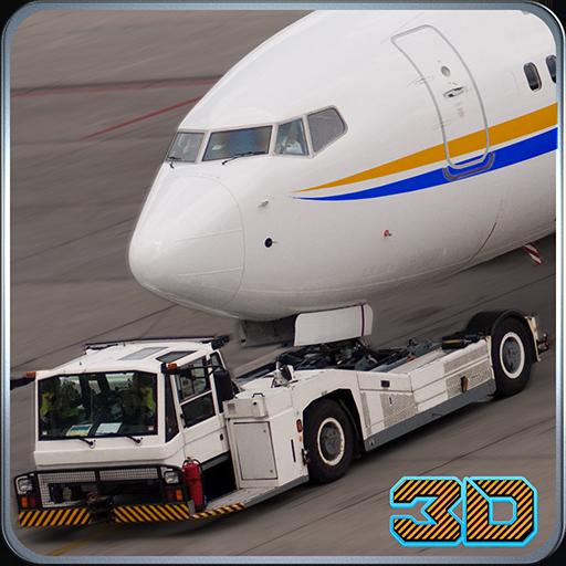 Airport Flight Staff Simulator