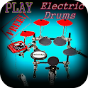 Real Electric Drum Set icon