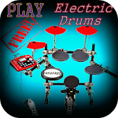 Real Electric Drum Set