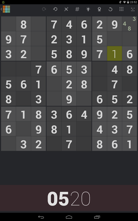 Sudo+ Sudoku - screenshot