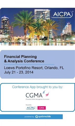 AICPA FP A Conference