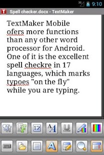 Office 2012: TextMaker TRIAL - screenshot thumbnail