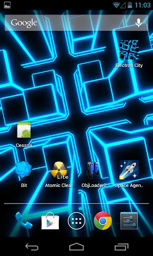 Electron City