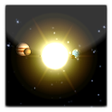 Solar System LWP Lite icon