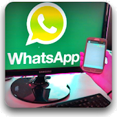 Install WhatsApp for Tablet PC