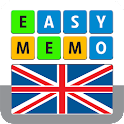 Easy Memo: Learn English icon