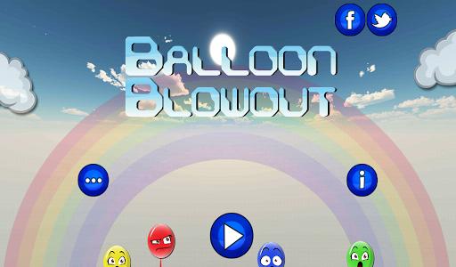 Balloon Blowout Free