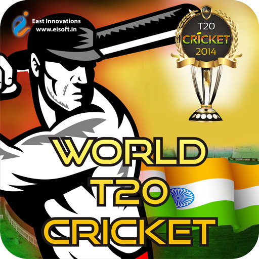World T20 Cricket 2014 LOGO-APP點子