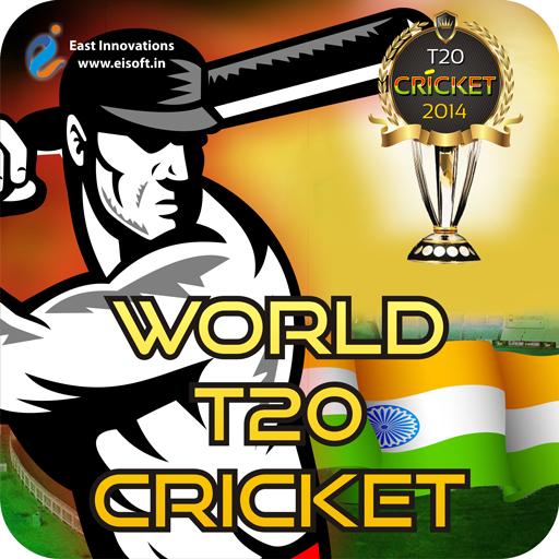 World T20 Cricket 2014 體育競技 App LOGO-APP試玩