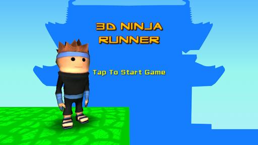 3D Ninja Runner