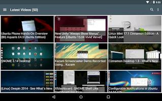 Screenshot of WebUpd8 - Ubuntu / Linux News