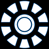 Arc Reactor Flashlight