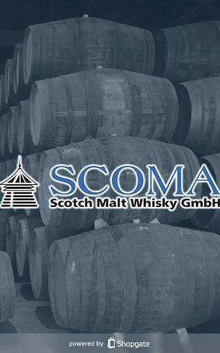 SCOMA - Whiskyversand