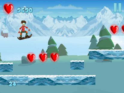 Xtreme Snowboard screenshot