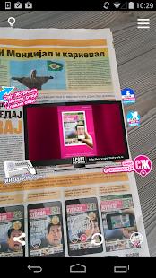 Oživi Žurnal screenshot